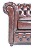 Chesterfield Bank Original Leer | 1 + 1 + 3 zits | Antiek Bruin| 12 jaar garantie_